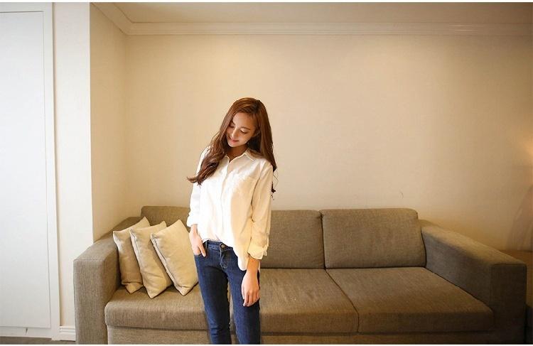 韓国レディース シャツ